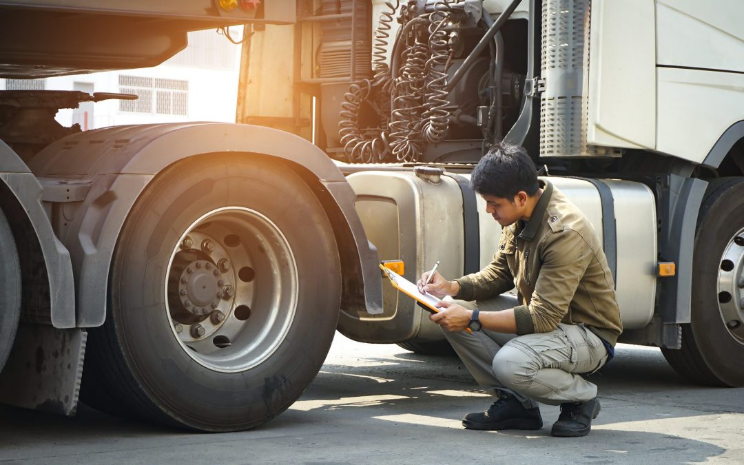 Spring Maintenance Tips for Your Truck and Trailer